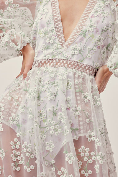 For Love and Lemons Eclair Maxi