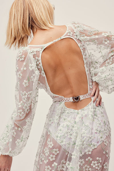 Eclair Maxi by For Love and Lemons - RENTAL