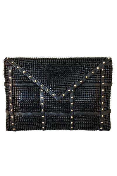 Oversized Envelope Clutch by Whiting and Davis - RENTAL
