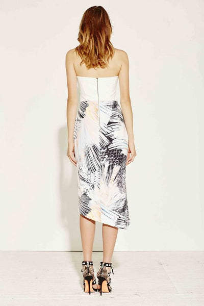 Toronto Dress Rental - Farrah Strapless Dress by Cooper Street