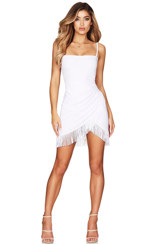 Fever Fringe Mini Dress Nookie