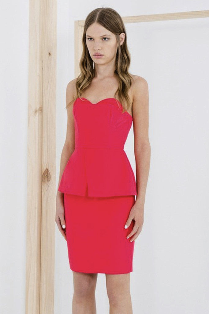 128f7f3df5dde Mad House Party Dress by Finders Keepers - RENTAL | The Fitzroy