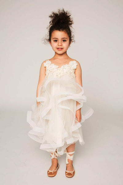Flower girl designer dress rental Toronto, Flower girl designer dress rental Canada, little girl dress rentals