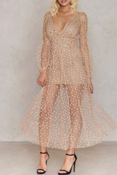 All That Glitters Maxi by For Love and Lemons