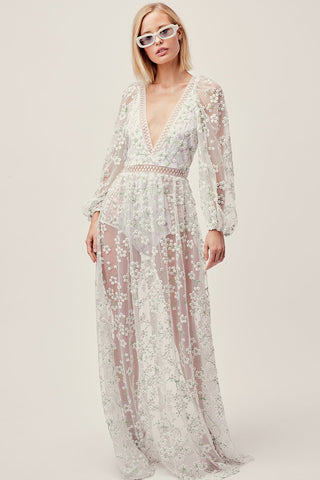 Eclair Maxi by For Love and Lemons