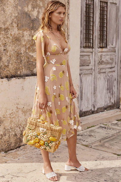Why buy when you can rent? For Love and Lemons SS 2018