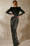 Etoile Sequin Gown by Gemy Maalouf - RENTAL