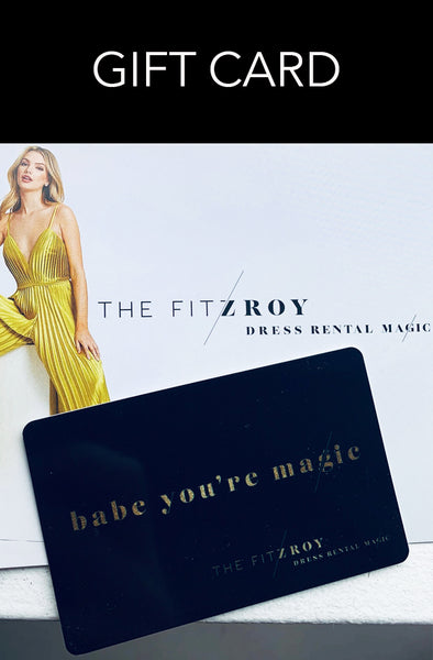 Fitzroy Rentals Gift Card Gift Certificate