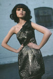 Golden Years Dress by Greylin - RENTAL