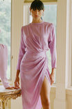 Jade Dress in Lavender by Ronny Kobo - RENTAL