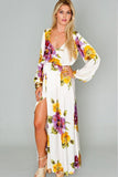 Jocelyn Maxi Dress in Floating Floral by Show Me Your Mumu - RENTAL