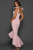 blush bridesmaids gown rental Toronto