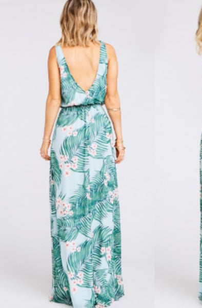 Kendall Maxi in Hanalei Dream by Show Me Your Mumu - FINAL SALE