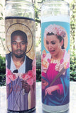 Celebrity prayer candles at Fitzroy Boutique, Toronto