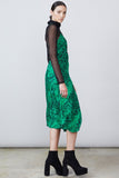 Langley Wrap Dress & Top by Allen Schwartz - FINAL SALE
