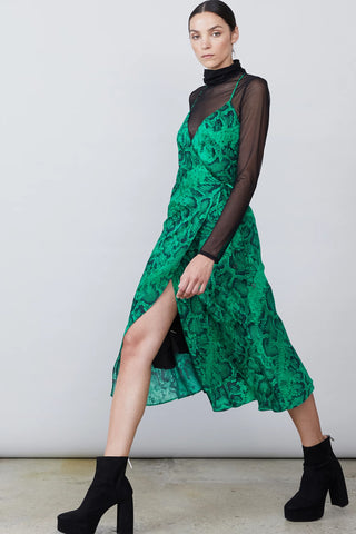 Allen Schwartz Langley Green Dress - Rental Canada