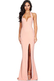 Nookie Madonna Gown in Blush