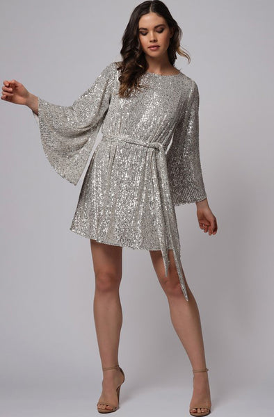 Maggie Sequin Dress Jay Godfrey