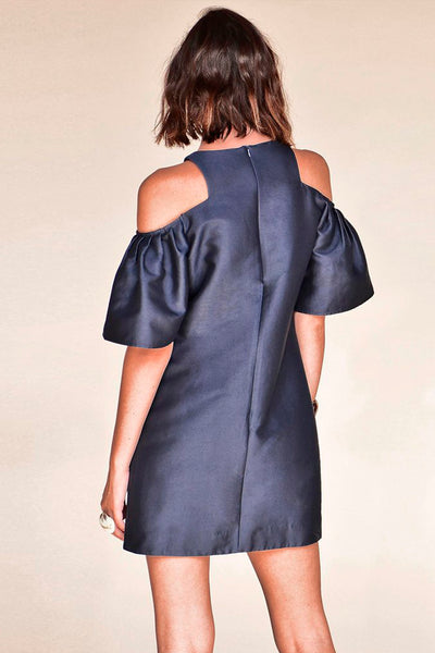 Mila Mini Dress in Navy by Pink Stitch - RENTAL