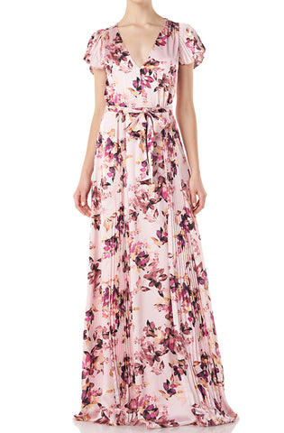 Magnolia Maxi Dress by ML Monique Lhuillier - RENTAL