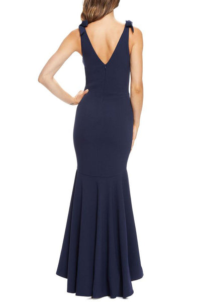 navy gown rental Canada