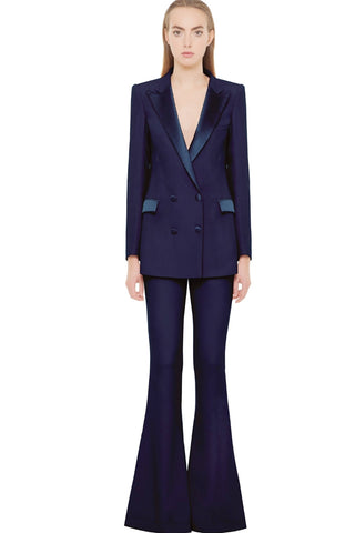 Hebe Studio Navy Bianca Suit Canada - The Fitzroy