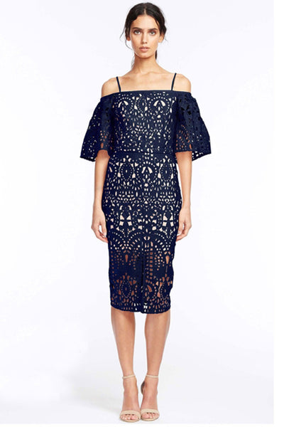 Lady In Lace Dress by Cooper Street - RENTAL