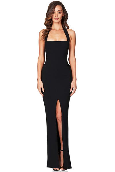 Boulevard Gown in Black by Nookie - The Fitzroy