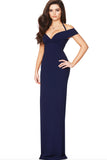 Ariel Gown in Navy by Nookie - RENTAL