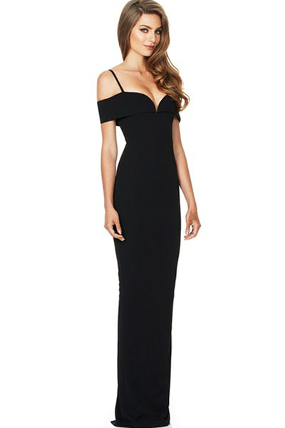 Nookie Pretty Woman Gown in Black