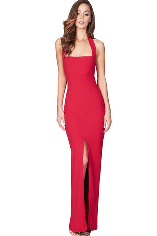 Boulevard Gown in Red by Nookie - RENTAL