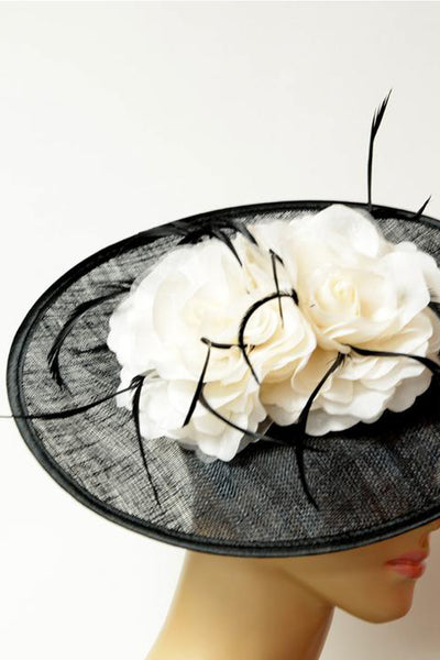 Nottingham Fascinator - RENTAL