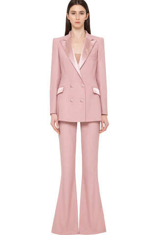 Bianca Suit in Powder Pink by Hebe Studio - RENTAL