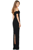 Black bodycon gown by Nookie - Pretty Woman