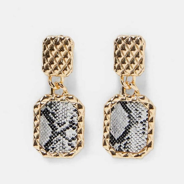 Pretty Python Earrings