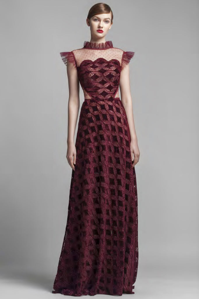 Queen of Hearts Gown by Beside Couture - RENTAL | The Fitzroy