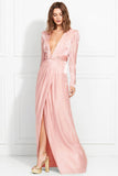 Rosalie Liquid Chiffon Dress by Rachel Zoe - RENTAL
