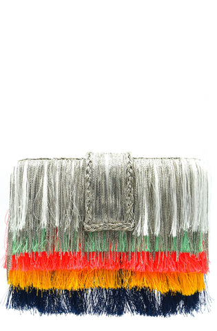 Rainbow Ombre Clutch Simitri Designs