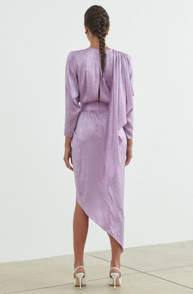 Jade Dress by Ronny Kobo Lavender