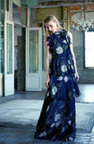 Sancerre Floral Gown by ML Monique Lhuillier - RENTAL