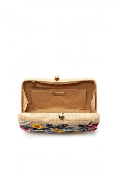 Lucie Embriodered Bag by Serpui - RENTAL