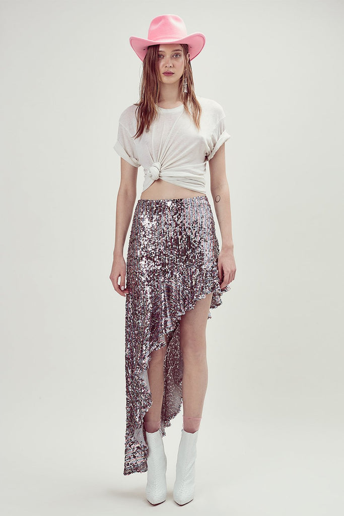 1a3cf713f80 ... Showtime Skirt by For Love and Lemons - RENTAL ...