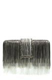 pewter ombre clutch simitri designs
