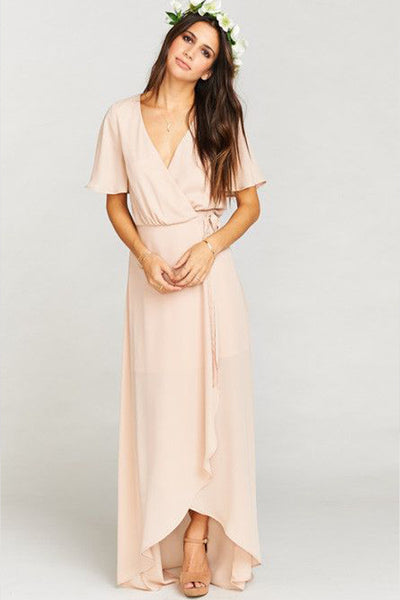 Sophia Wrap Dress by Show Me Your Mumu in Canada