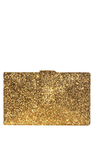 Spritz Gold Clutch by Simitri Designs - RENTAL