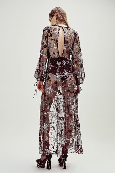 Stardust Maxi by For Love and Lemons - RENTAL