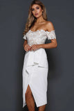 Tango Dress in White by Elle Zeitoune - RENTAL