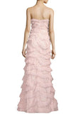 Nevaeh Ruffle Gown by Aidan Mattox - RENTAL