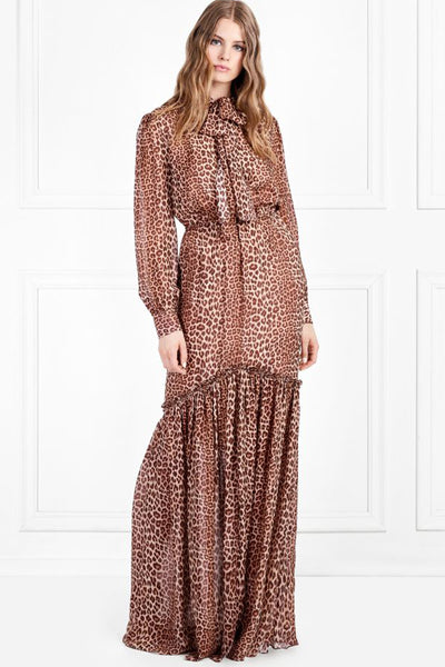 Verushka Leopard Print Dress by Rachel Zoe - RENTAL