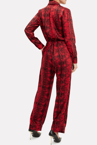 Whitney Jumpsuit by Ronny Kobo - RENTAL